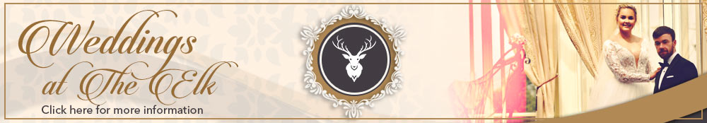 Weddings at The Elk Toomebridge